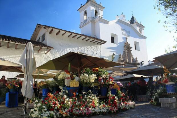 Cuenca, Ecuador photo by Jonathan Hood