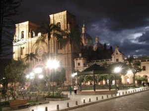 Cuenca Church