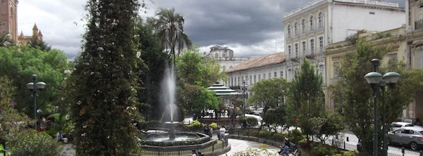Cuenca Ecuador