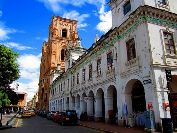 Buy Home In Cuenca Ecuador