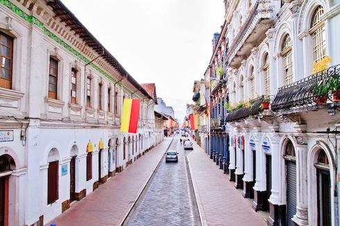 cuenca streets