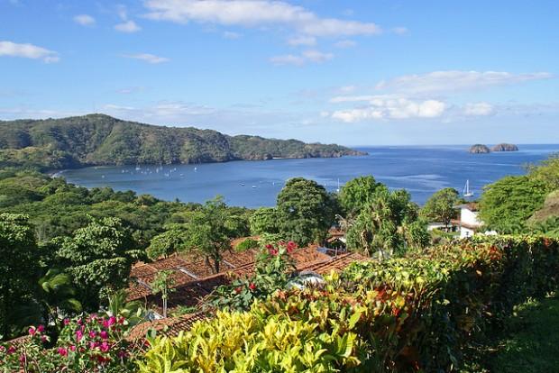 Playa Papagayo-Costa Rica