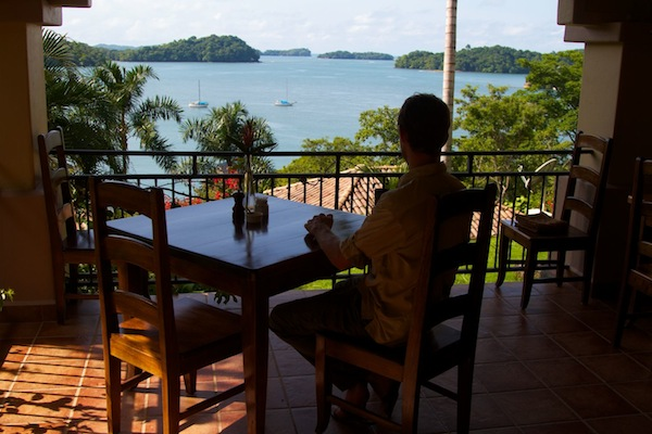 Boca Chica Panama from Seagull Cove Lodge - Photo by Viva Tropical