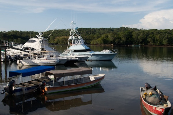Boca Chica Panama Boat Launch - Photo by Viva Tropical