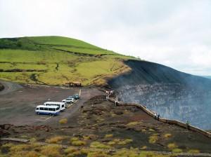 central america volcano
