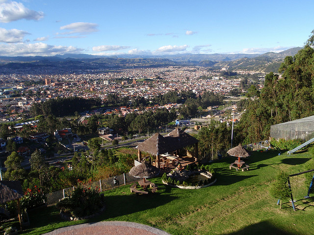 cuenca mountain towns