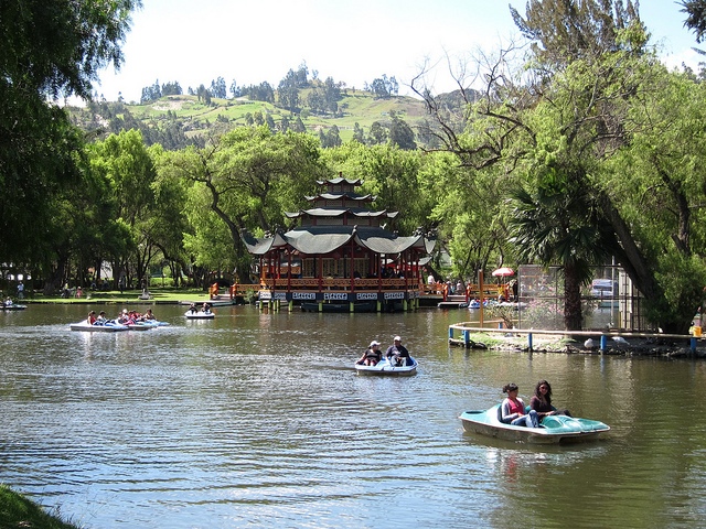 ecuador mountain town